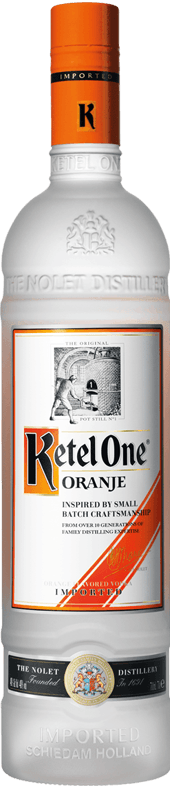 Ketel One Oranje Bottle