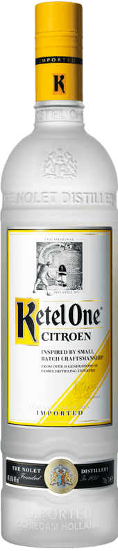 Ketel One Citroen Bottle