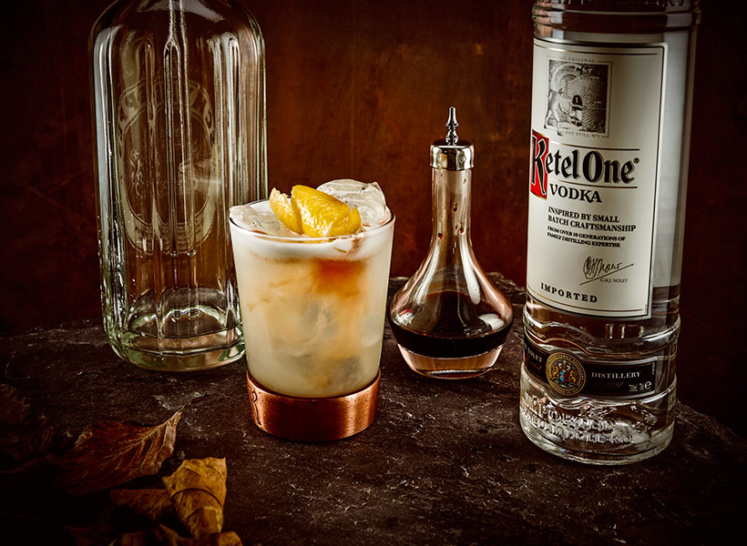 Ketel One Copper Fizz