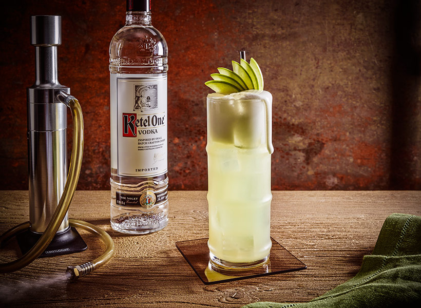 Ketel One Smokey Steve