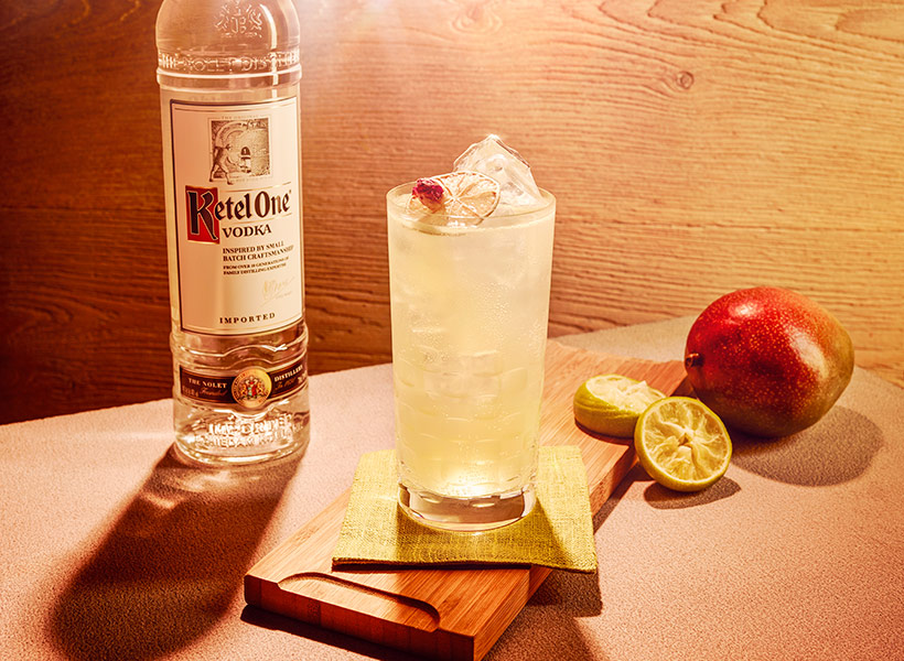 Ketel One Lily Collins
