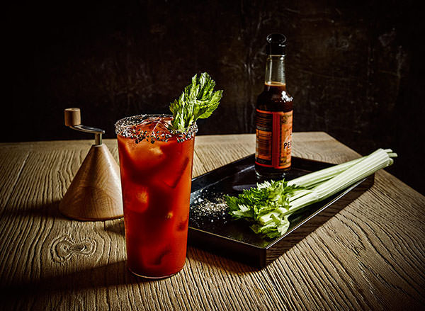 Bloody mary ketel one vodka for Coctel bloody mary