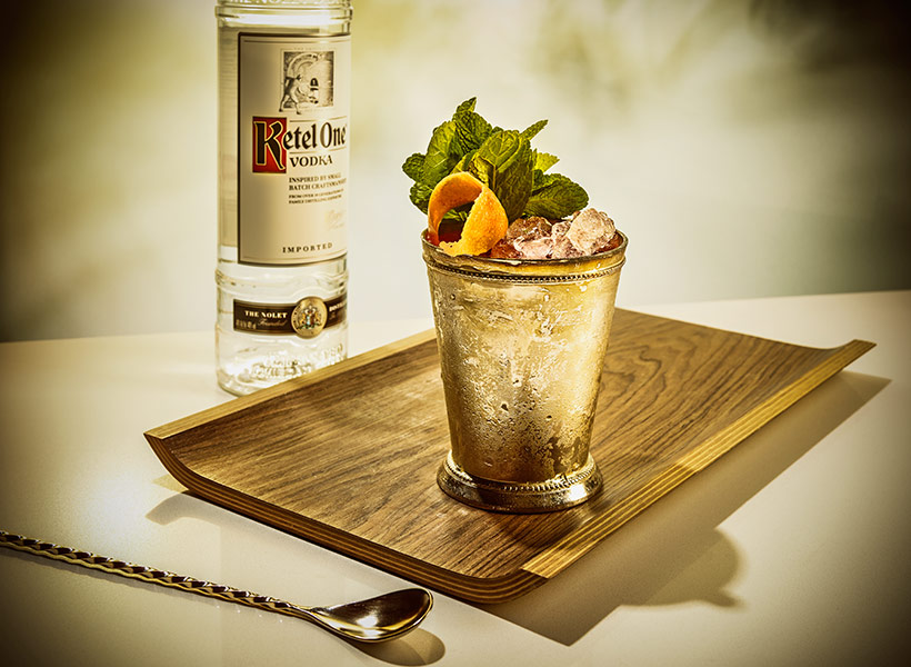 Ketel One Classic Ketel One Grapefruit Julep