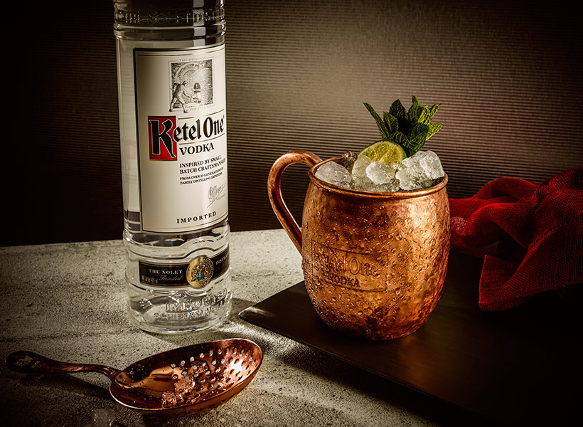 Ketel One Dutch Mule