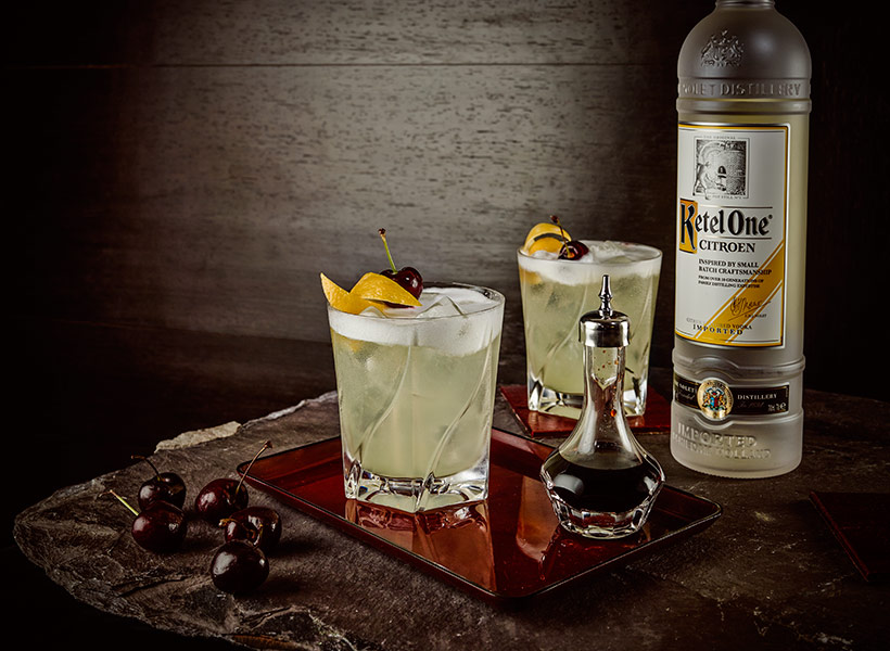 Ketel One Classic Vodka Sour