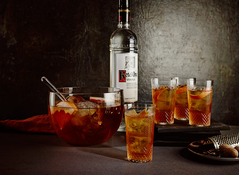 Ketel One Dutch Trading Punch