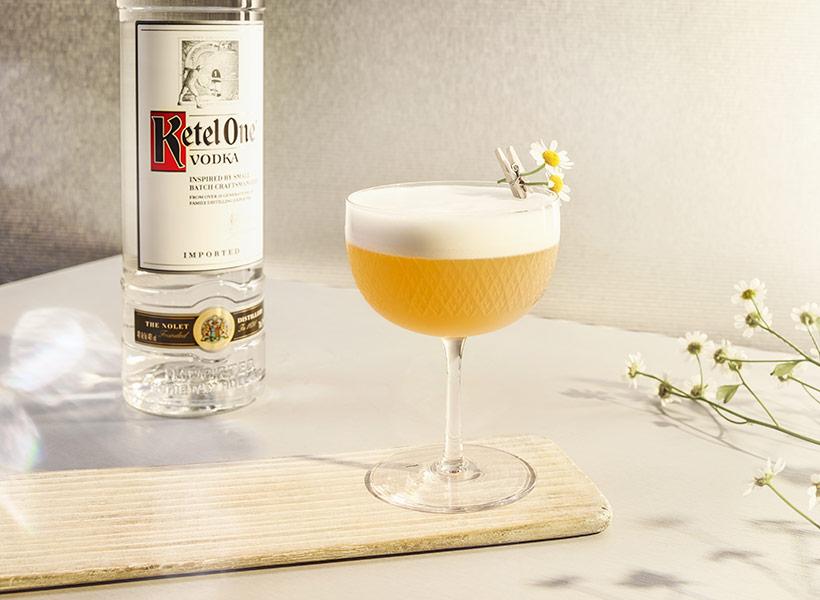 Ketel One Dutch Fixie