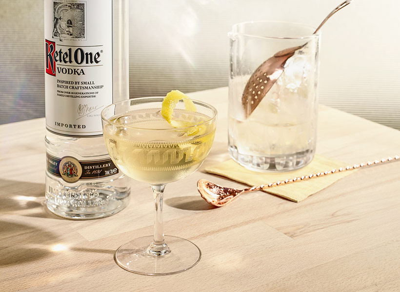 Ketel One Perfect Guest