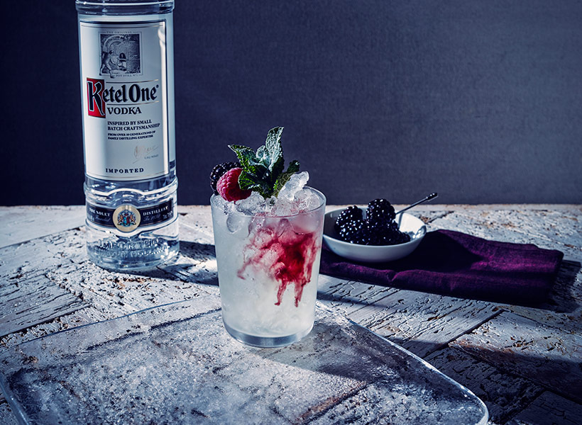 Ketel One Bobs Bramble