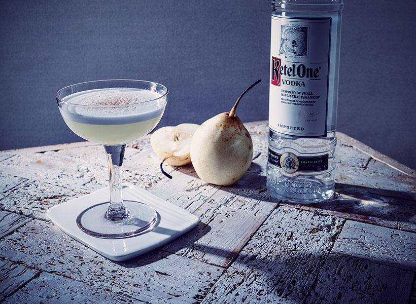 Ketel One East Meets West Sour