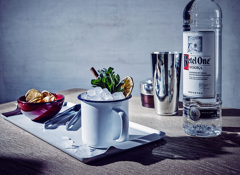 Ketel One Stranger In Moscow