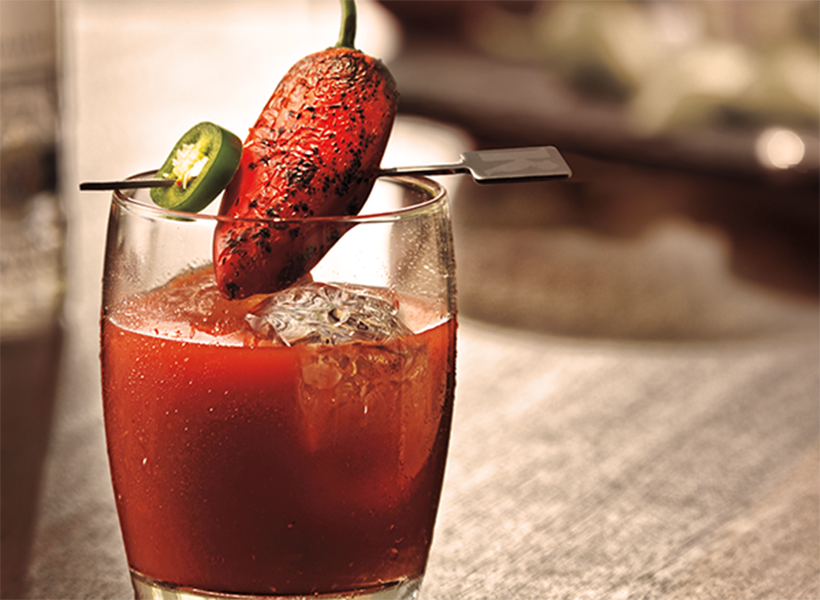 Ketel One Southwest Bloody Mary