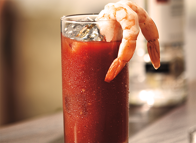 Ketel One New England Bloody Mary