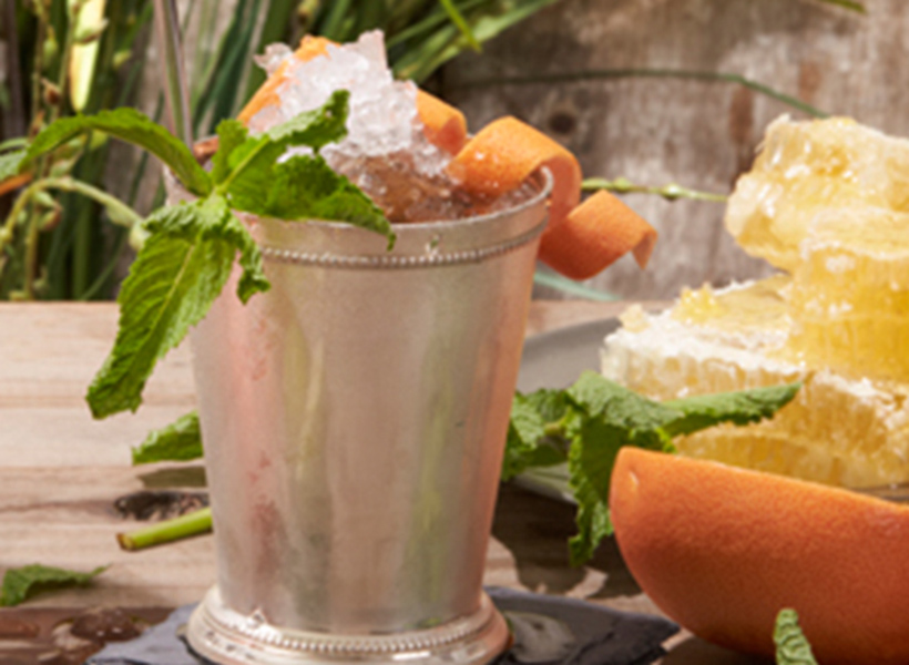 Ketel One Grapfruit Julep