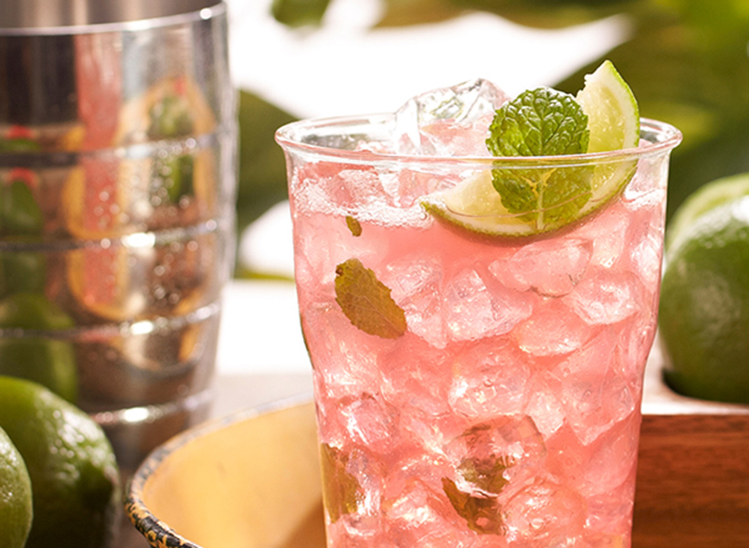Ketel One Watermelon Caipiroska