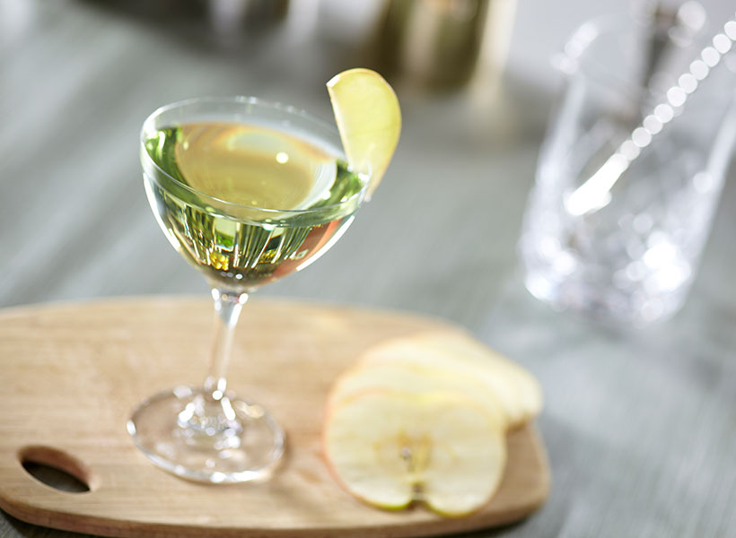 The Ultimate Ketel One Apple Martini