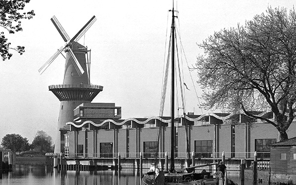 1794 - Windmill De Walvisch or 'The Whale'