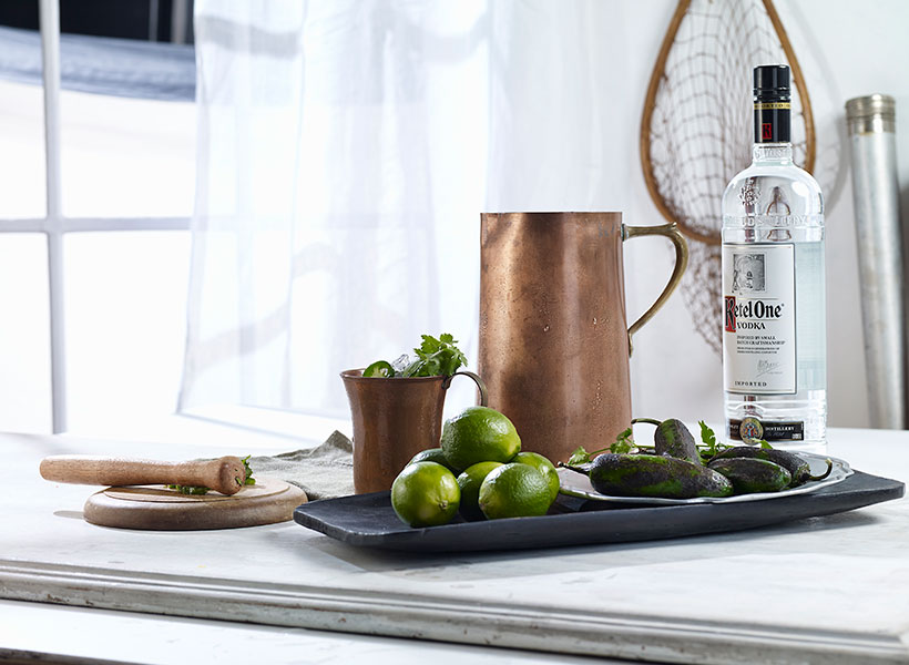 Ketel One Mexican Mule