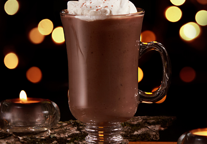 Ketel One Hot Chocolate