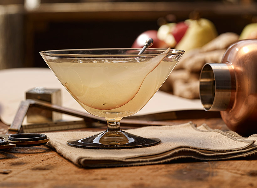 Ketel One Citroen Spiced Pear