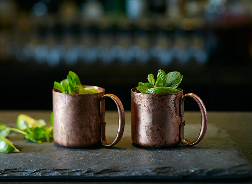 Ketel One Dutch Mule (Moscow Mule)
