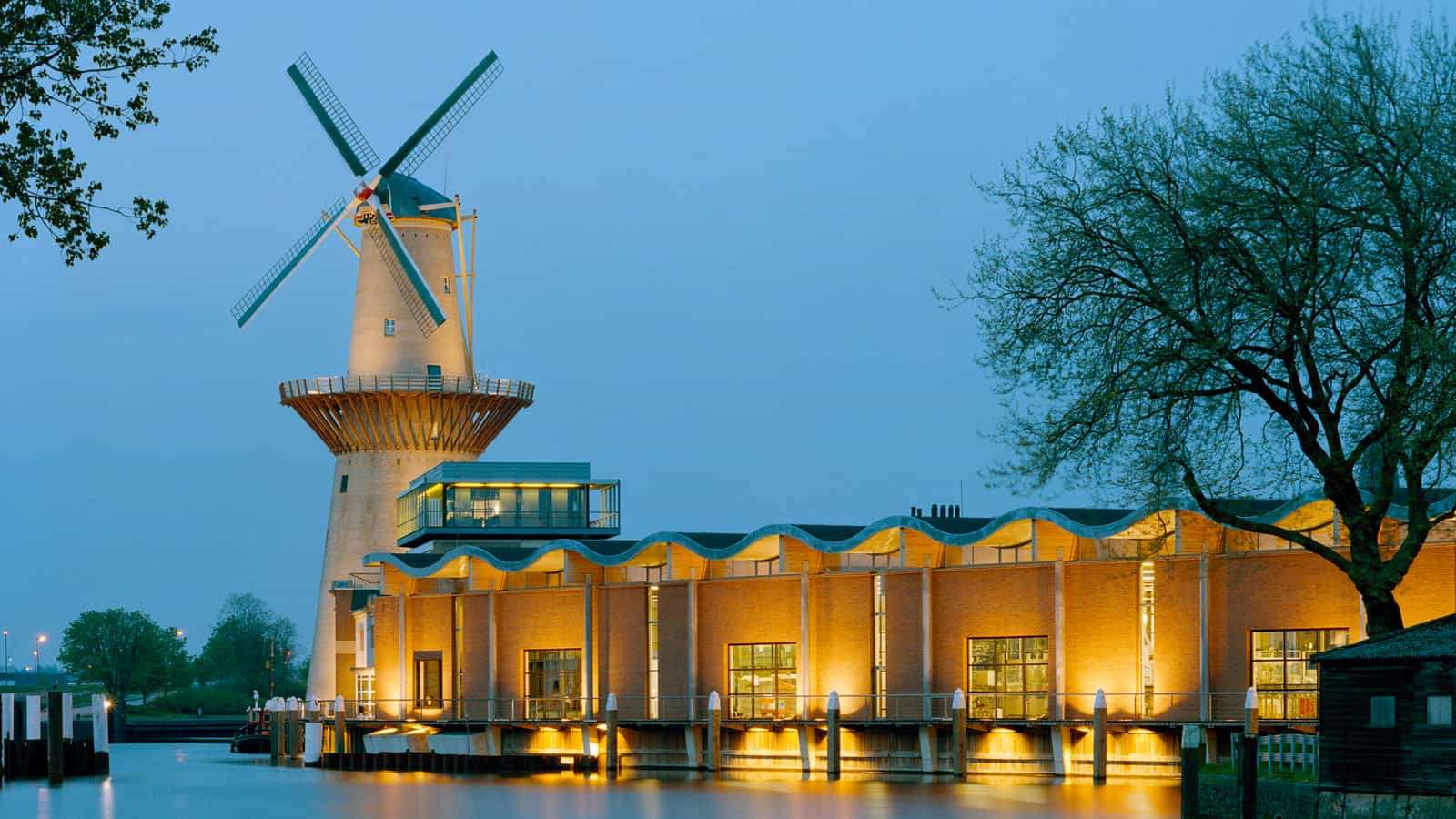 The Nolet Distillery, Schiedam, Holland