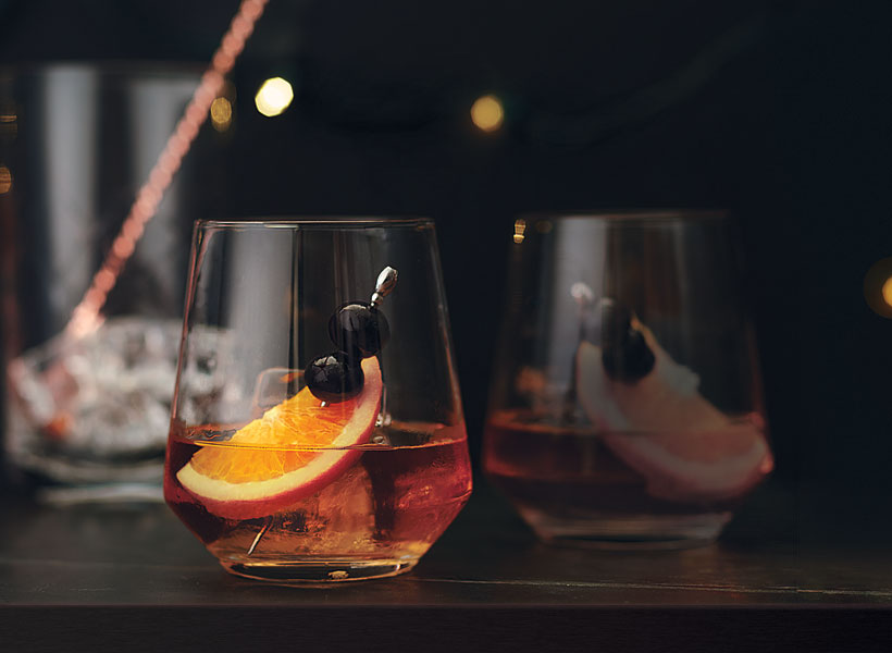 Ketel One Old Fashioned 2