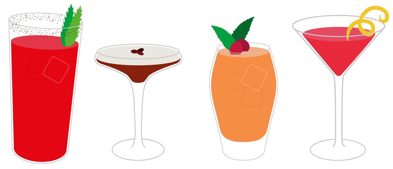 Cocktail Illustrautions 1280x 550 Copy